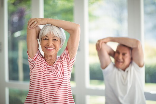 Exercise for the Elderly